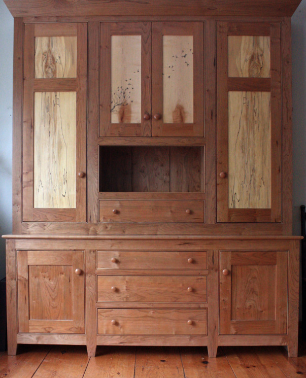 Cherry Or Maple Kitchen Cabinets: WOODMANSEE WOODWRIGHTS Custom