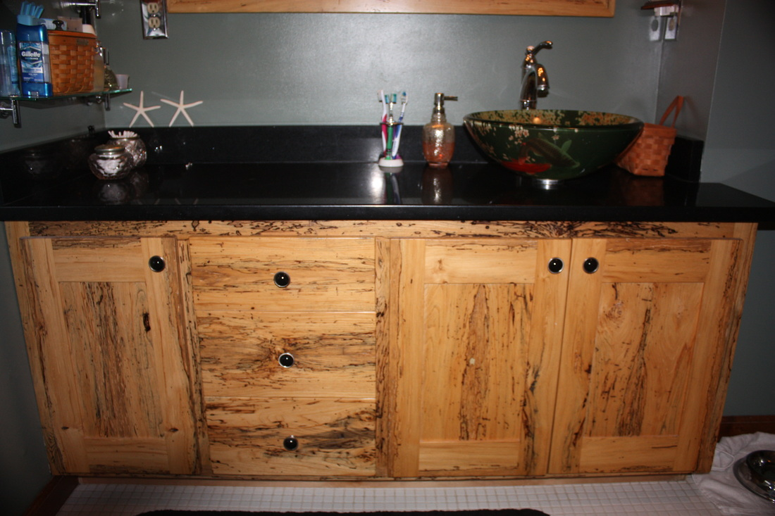Custom Kitchen Cabinetry Woodmansee